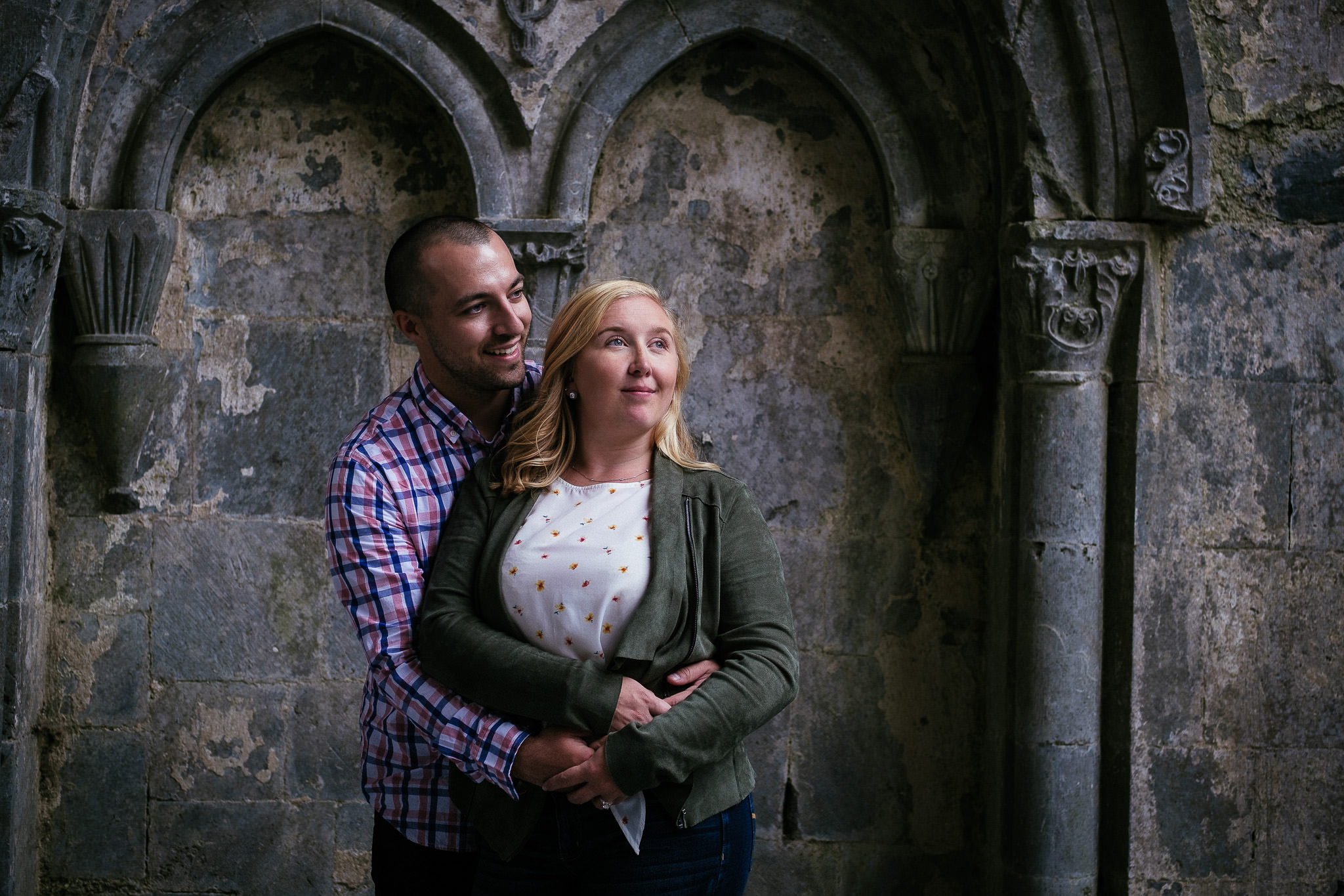 elopement at corcomroe abbey