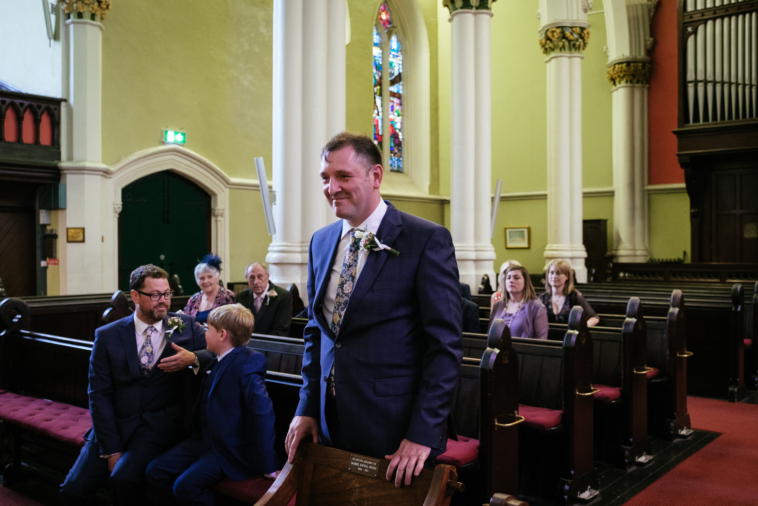 Dublin Unitarian Church Shelbourne Hotel Wedding Photographer 10