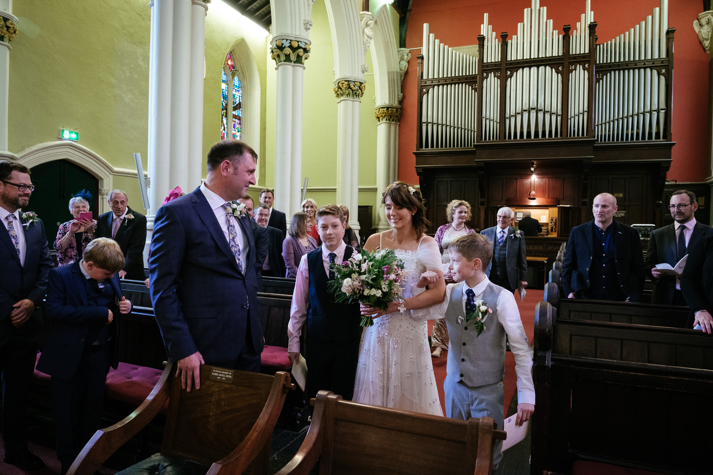 Dublin Unitarian Church Shelbourne Hotel Wedding Photographer 11