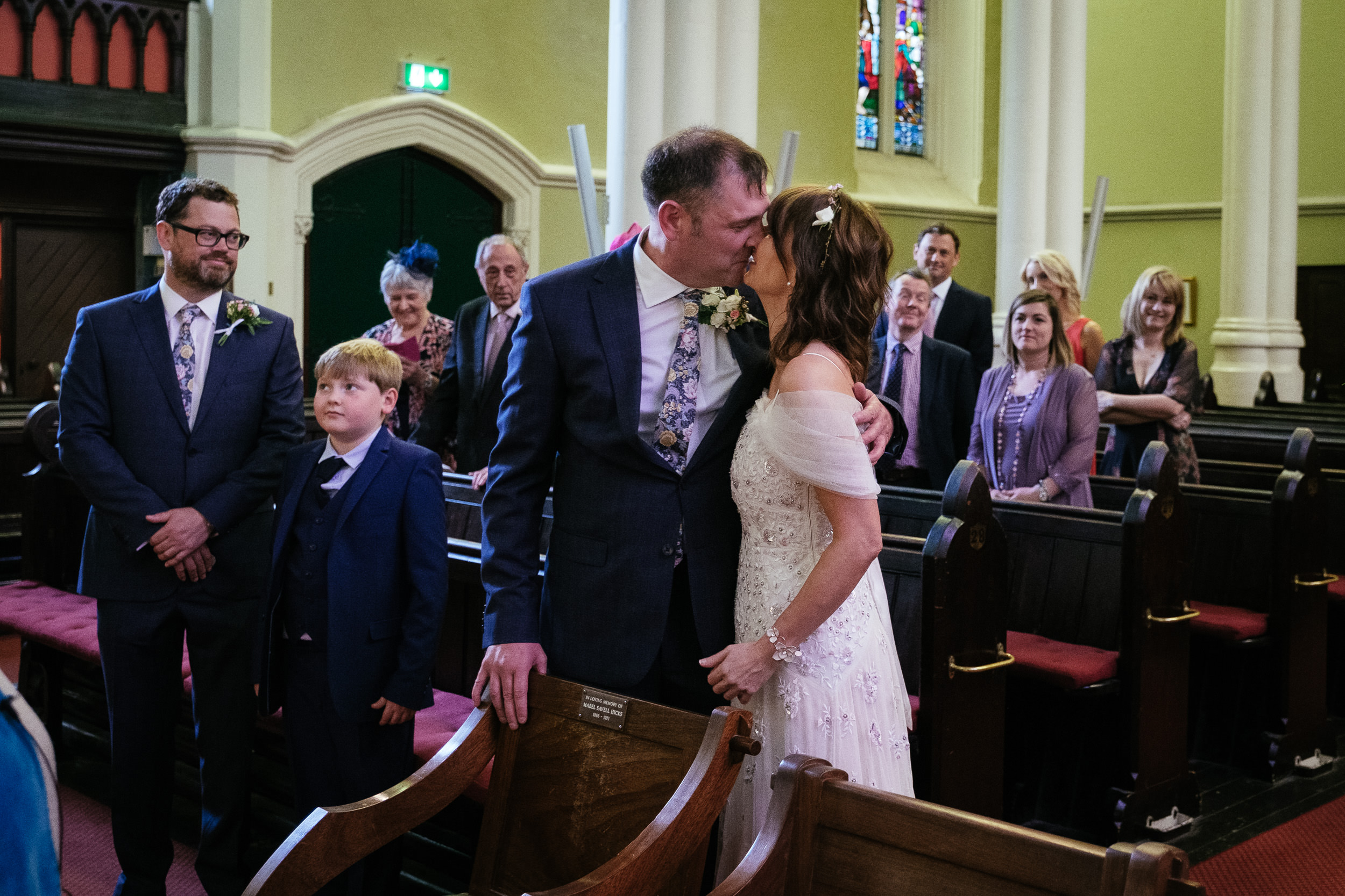 Dublin Unitarian Church Shelbourne Hotel Wedding Photographer 12