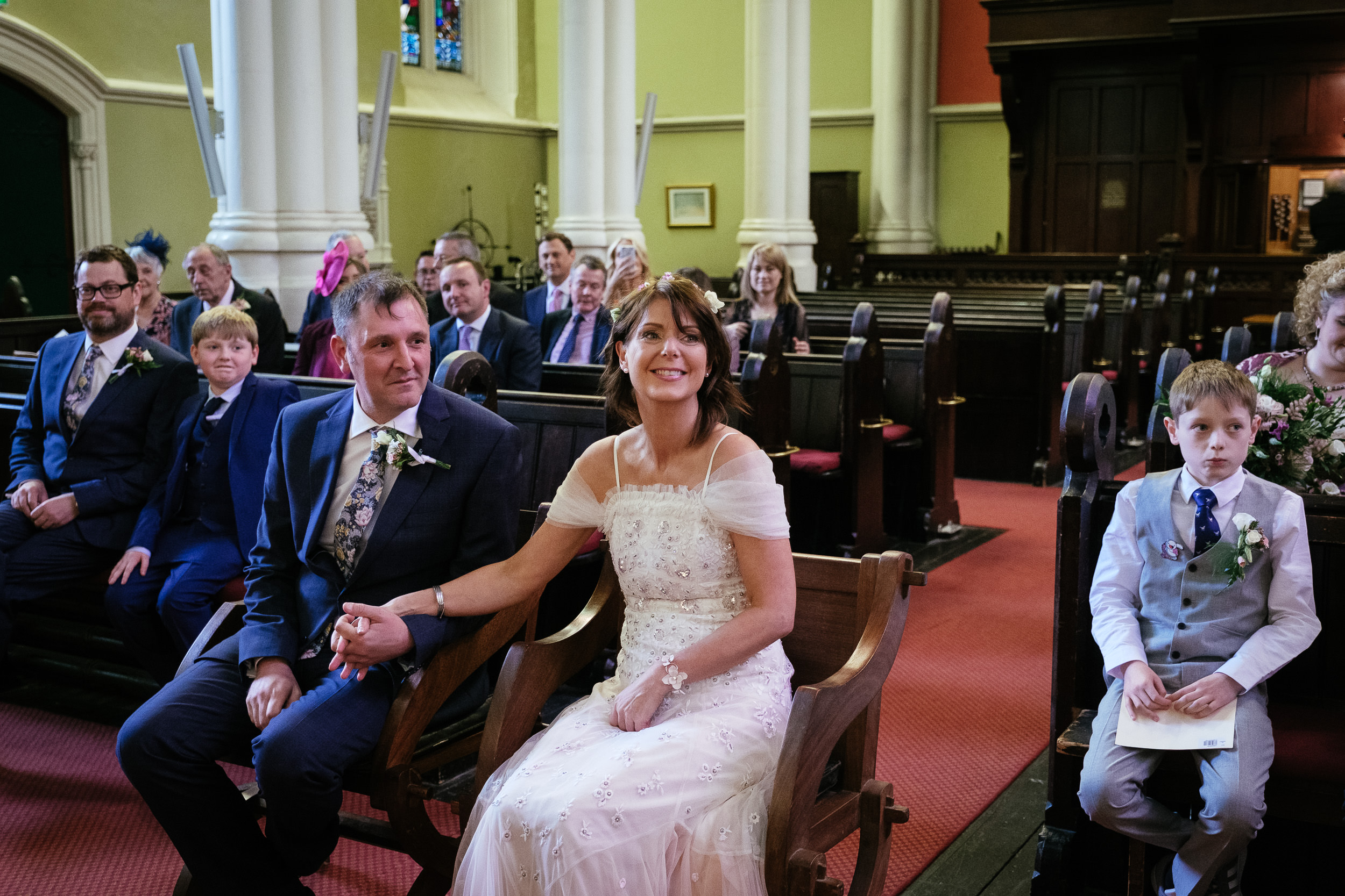Dublin Unitarian Church Shelbourne Hotel Wedding Photographer 13