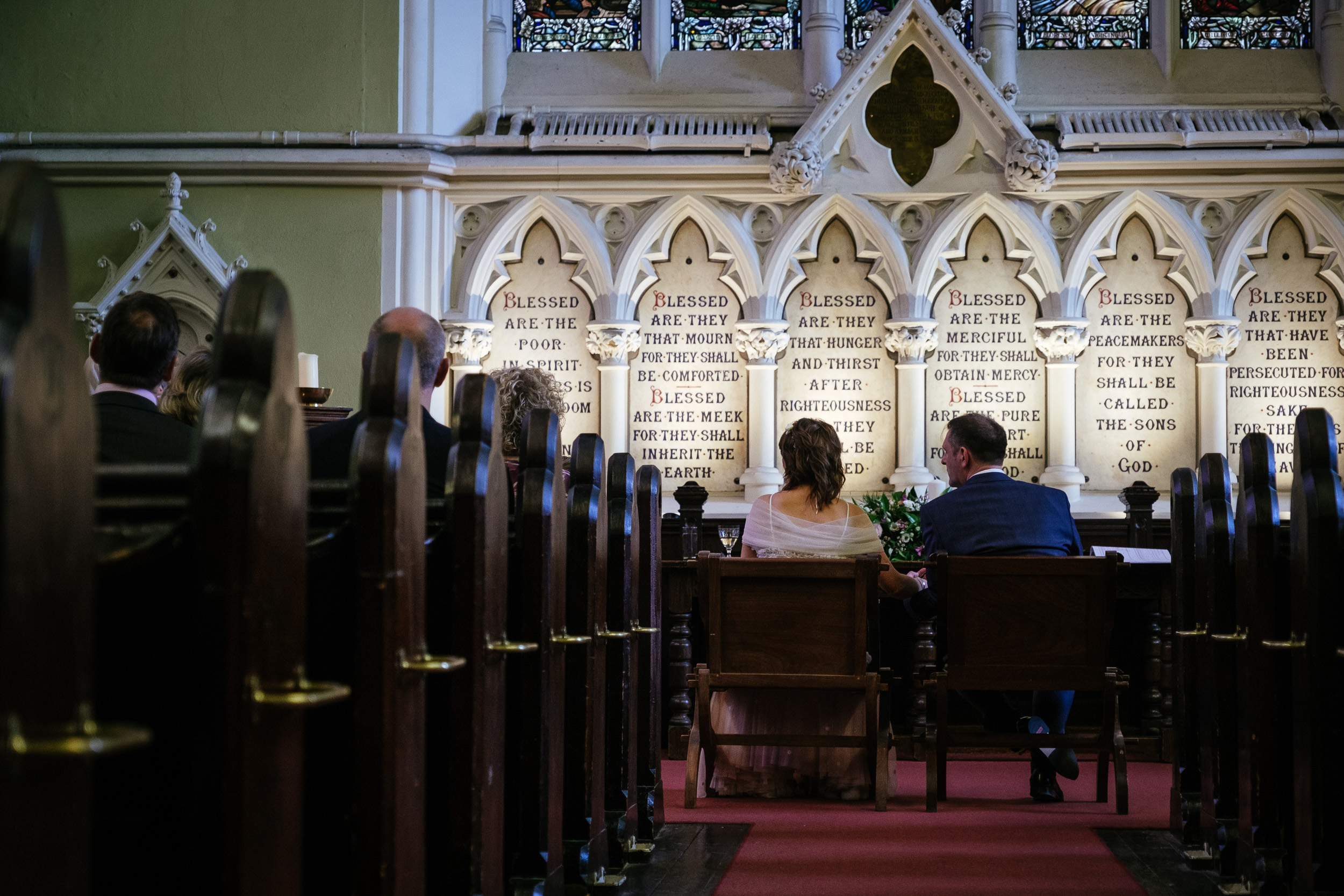 Dublin Unitarian Church Shelbourne Hotel Wedding Photographer 16