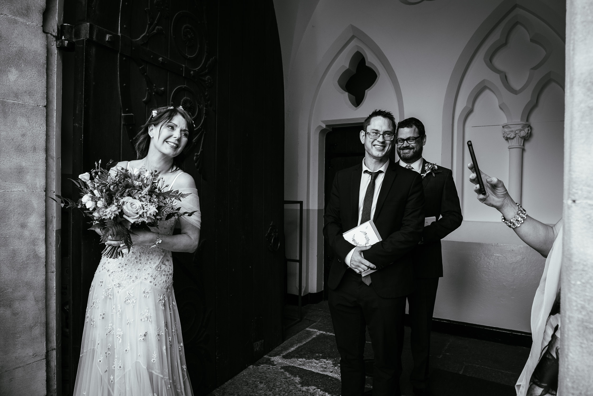 Dublin Unitarian Church Shelbourne Hotel Wedding Photographer 35
