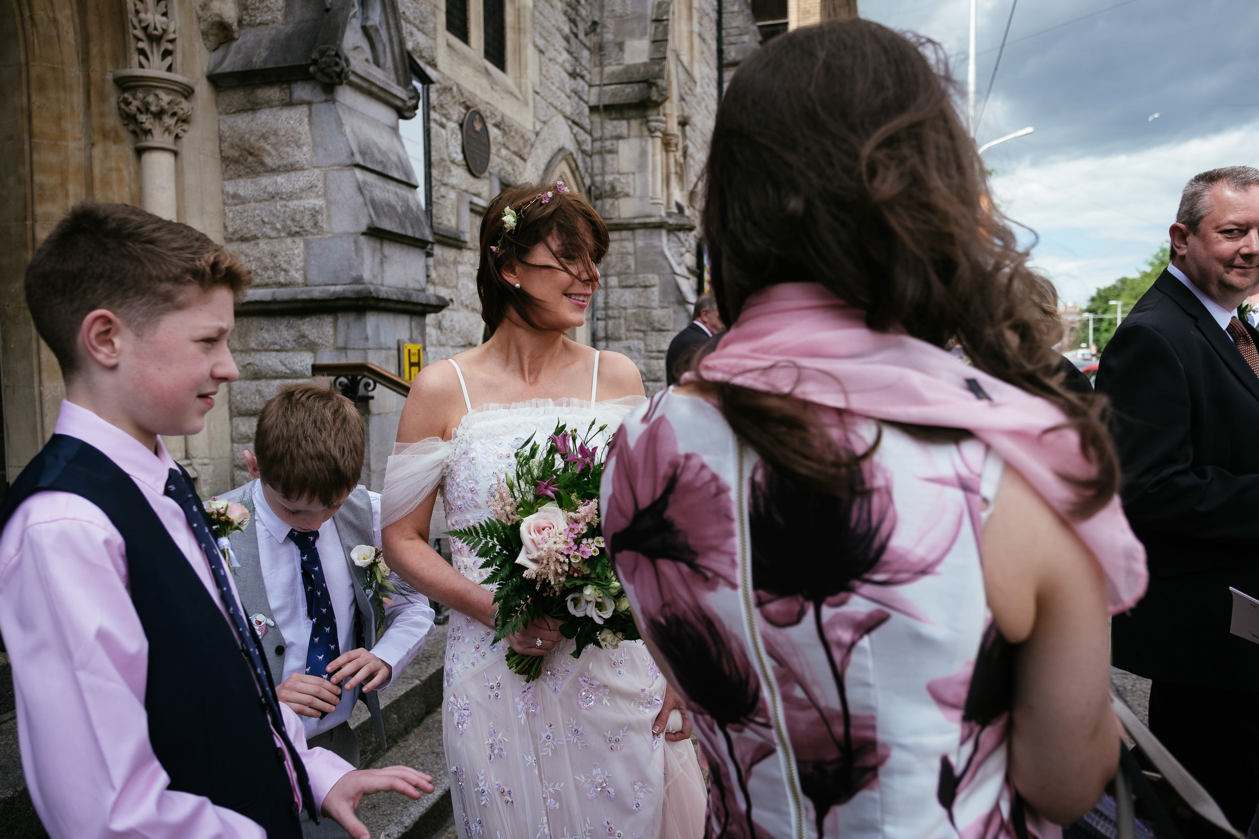 Dublin Unitarian Church Shelbourne Hotel Wedding Photographer 39