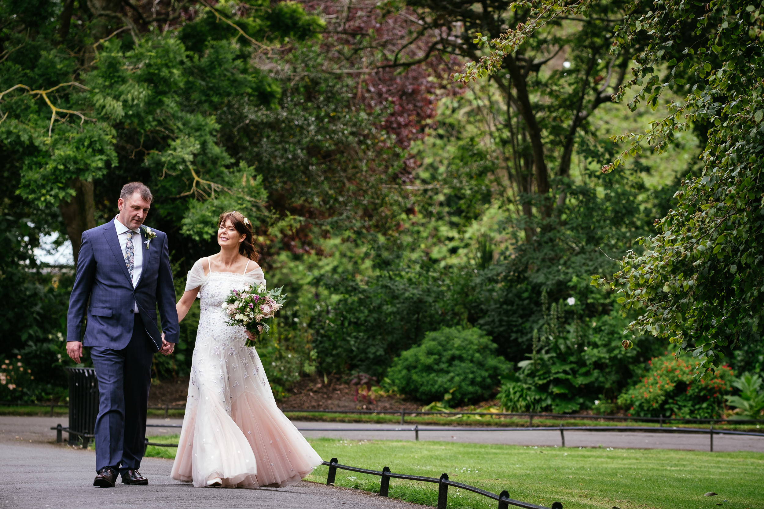 Dublin Unitarian Church Shelbourne Hotel Wedding Photographer 40
