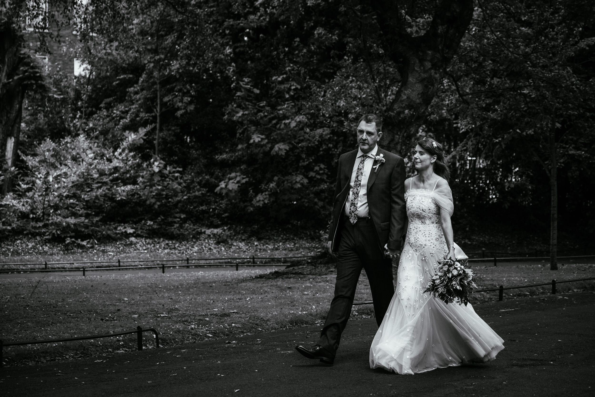 Dublin Unitarian Church Shelbourne Hotel Wedding Photographer 52
