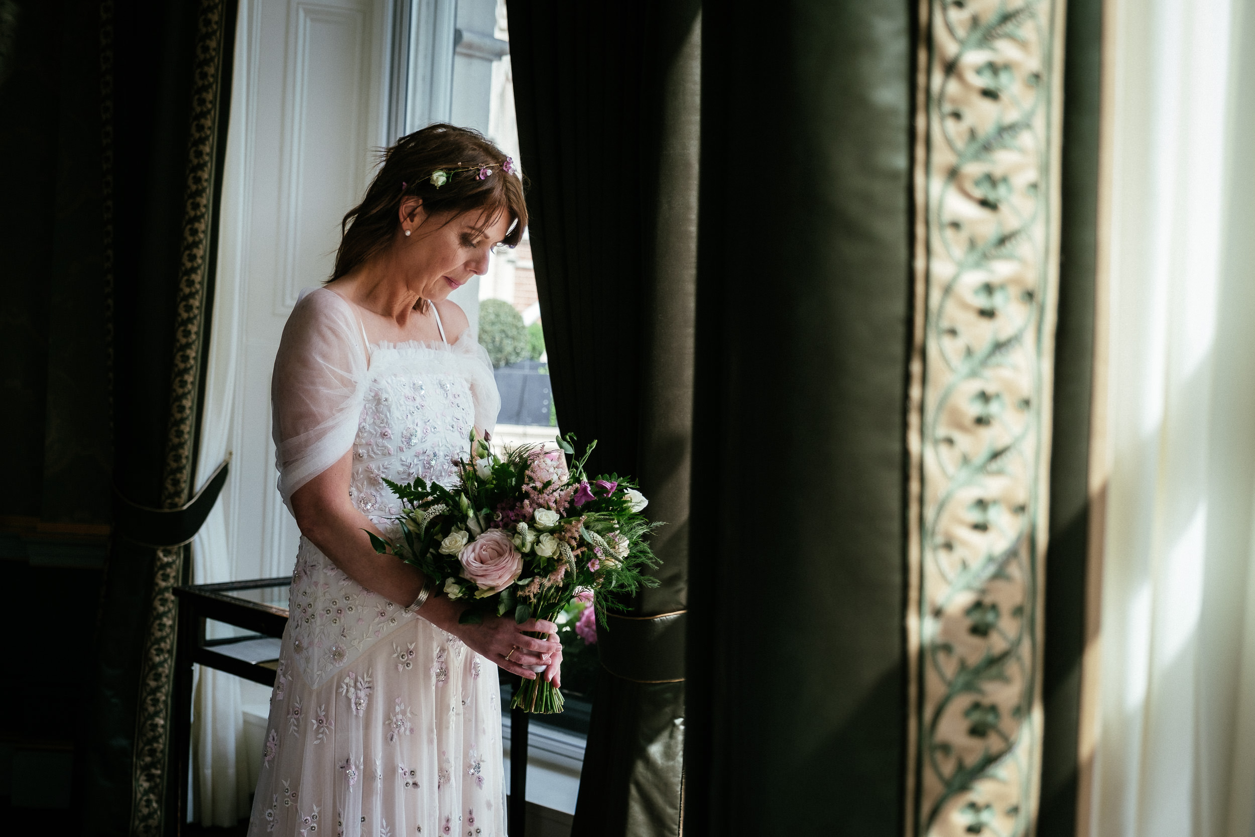 Dublin Unitarian Church Shelbourne Hotel Wedding Photographer 59