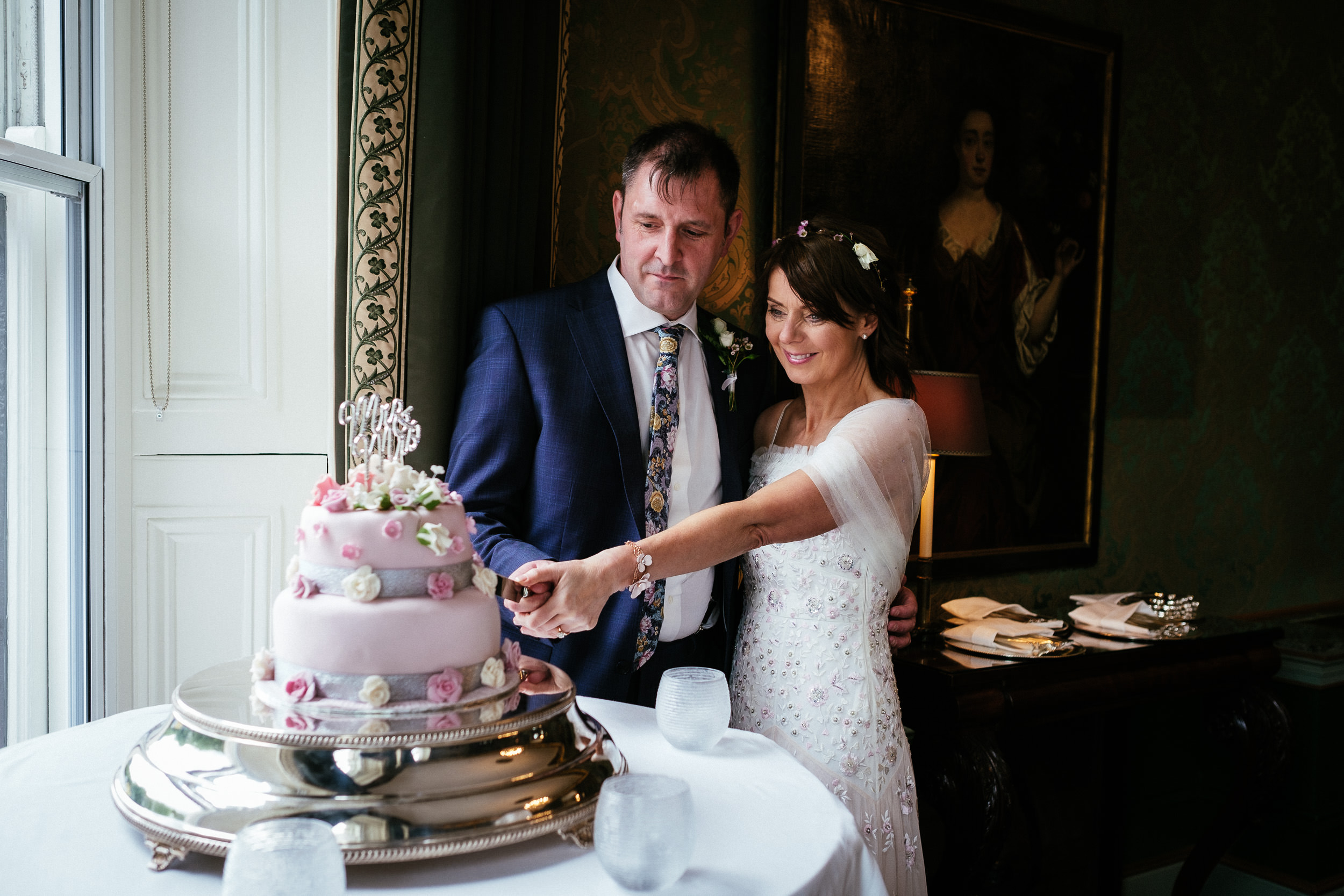Dublin Unitarian Church Shelbourne Hotel Wedding Photographer 64