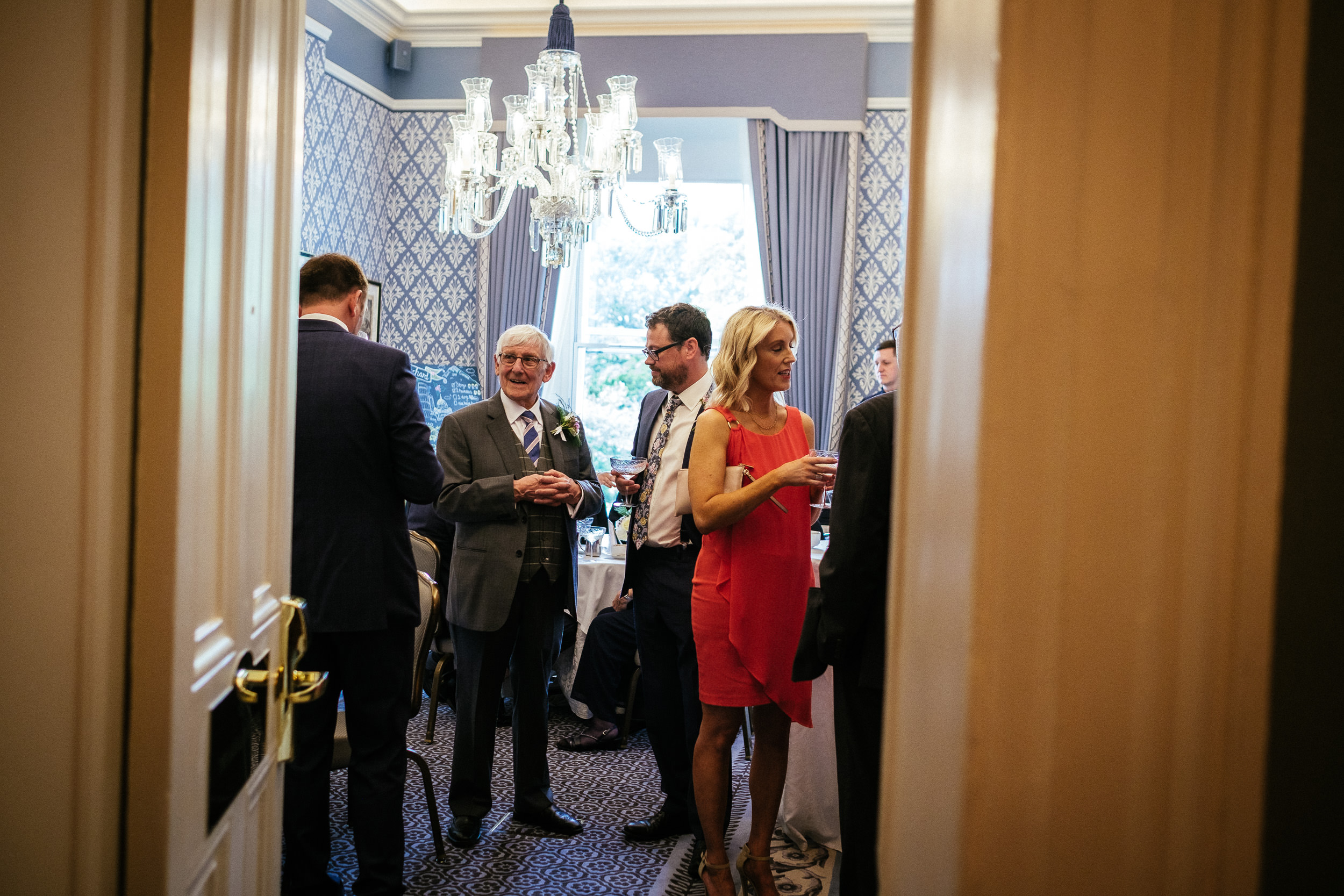 Dublin Unitarian Church Shelbourne Hotel Wedding Photographer 69