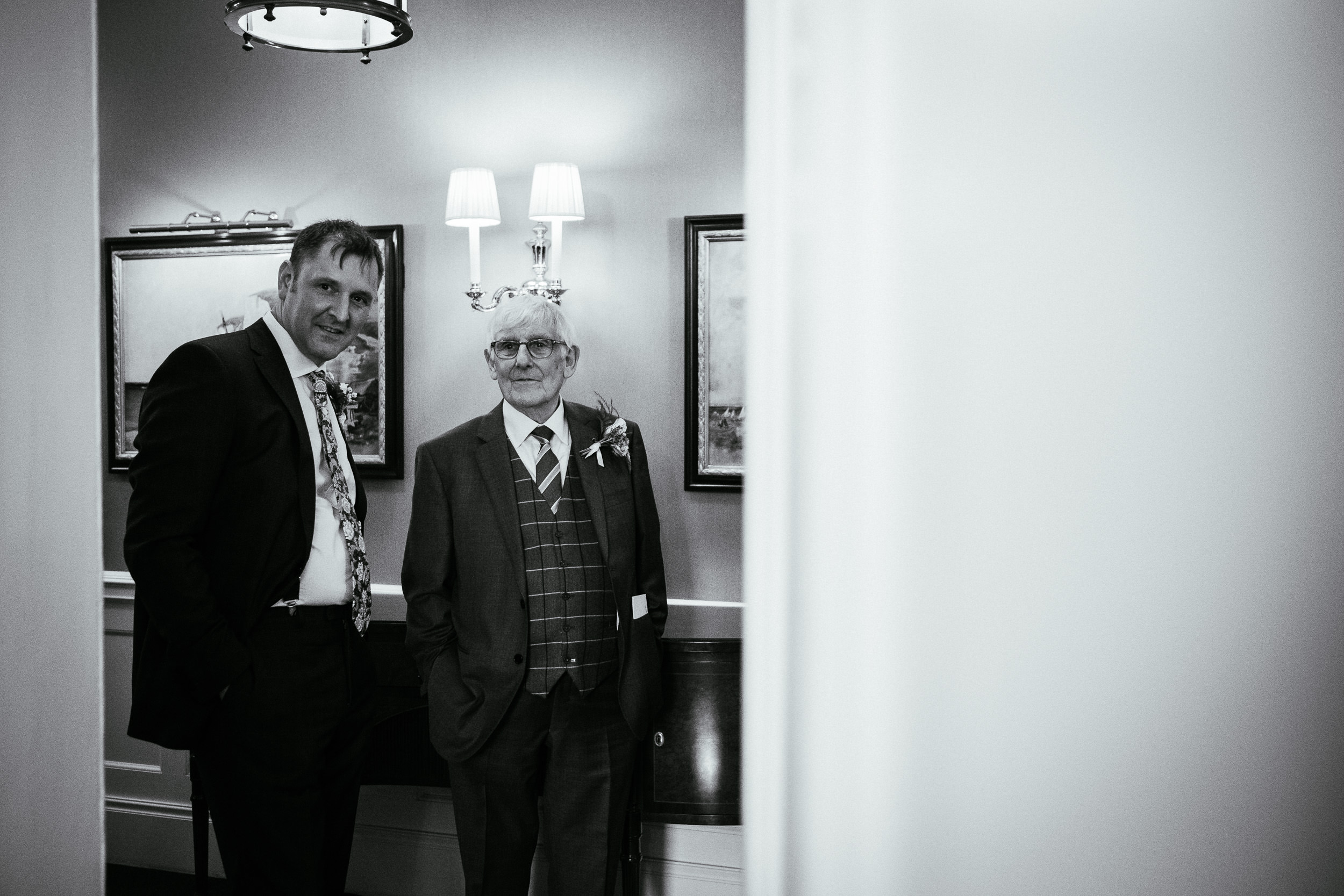 Dublin Unitarian Church Shelbourne Hotel Wedding Photographer 71