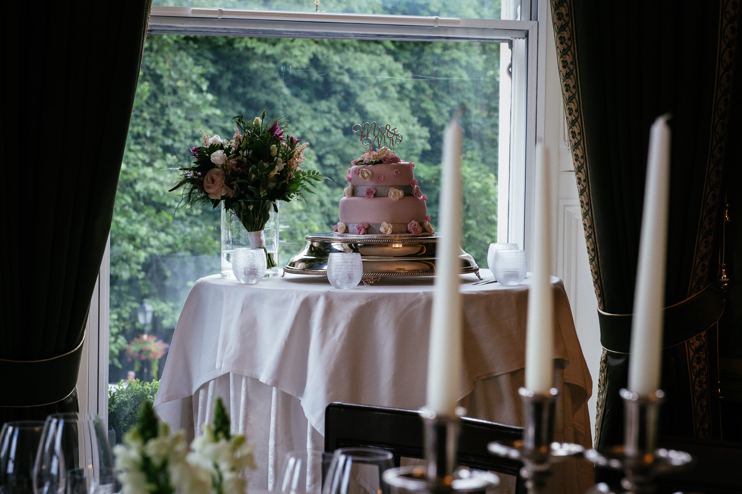 Dublin Unitarian Church Shelbourne Hotel Wedding Photographer 73