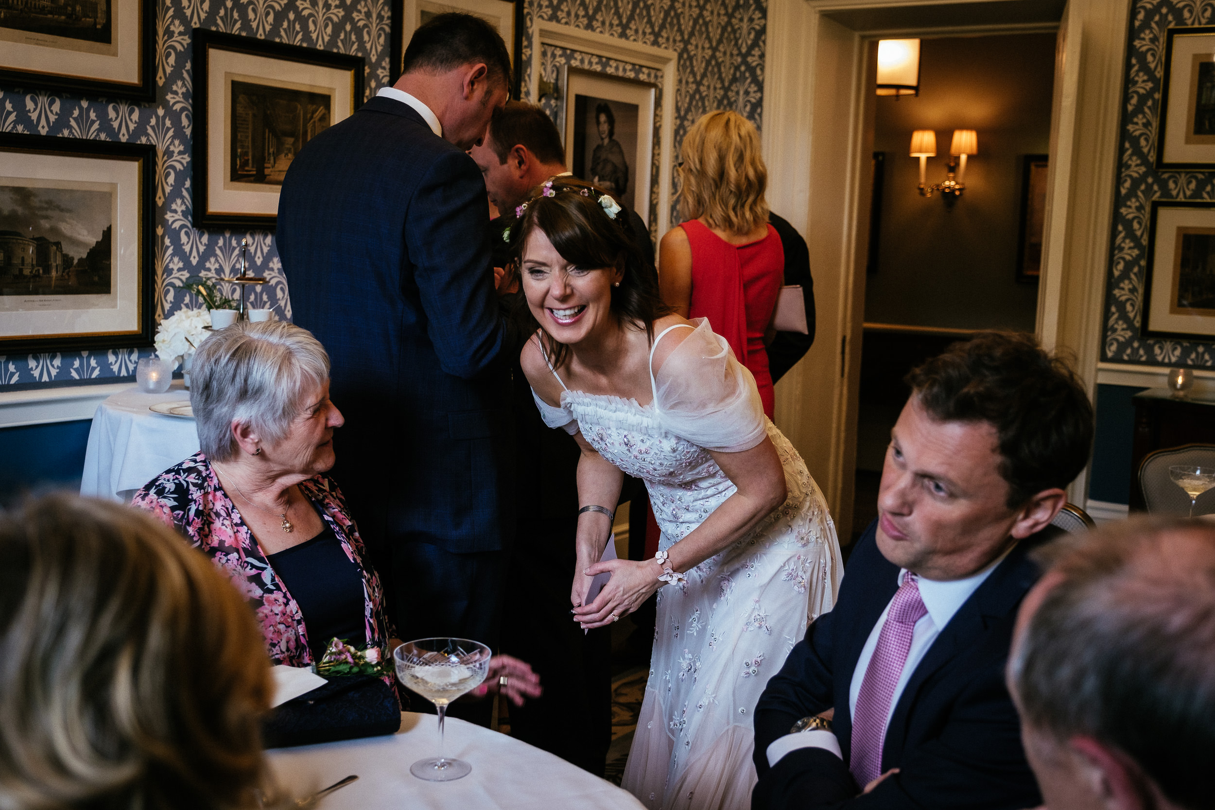 Dublin Unitarian Church Shelbourne Hotel Wedding Photographer 75