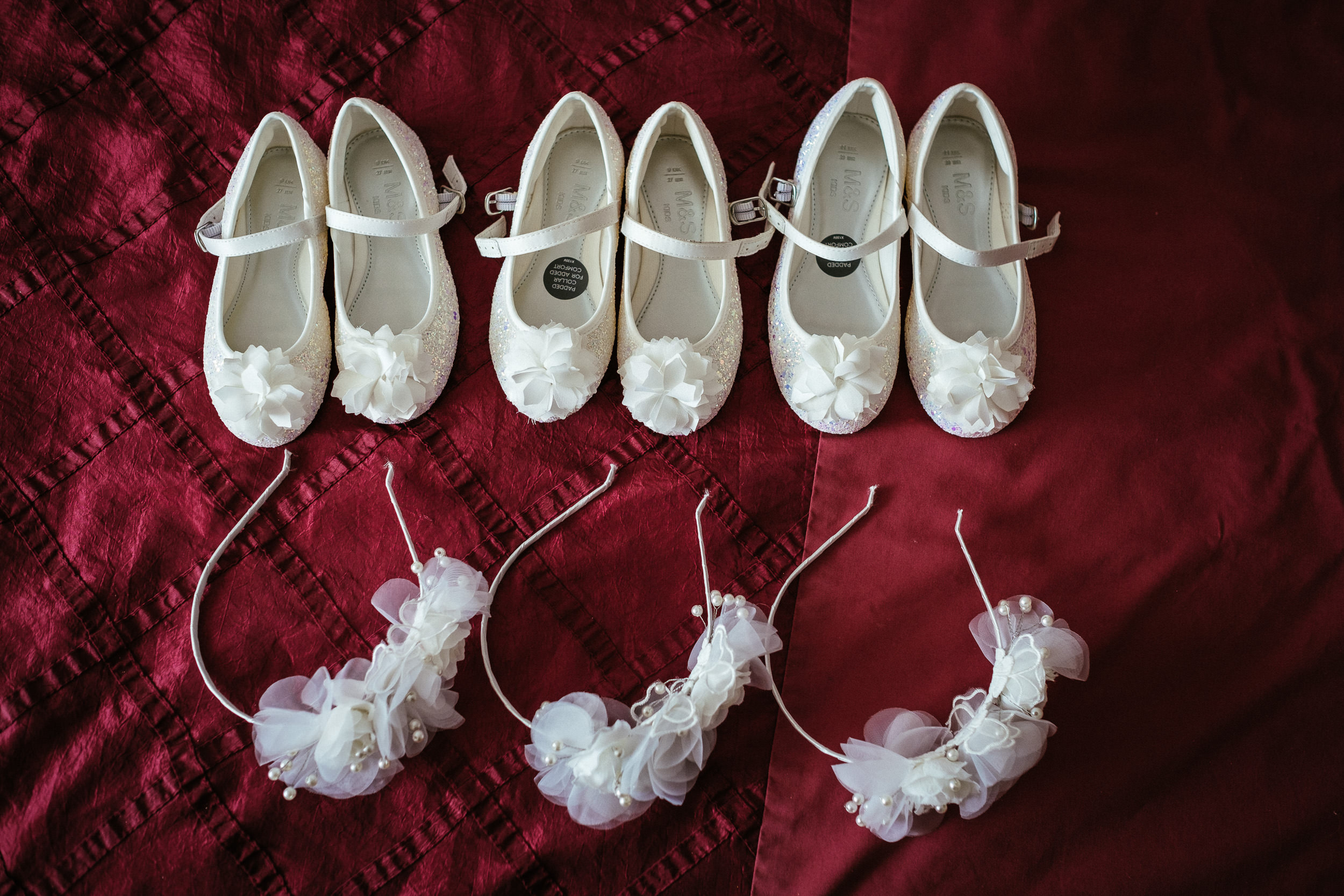 flower girls shoes killashee house hotel wedding