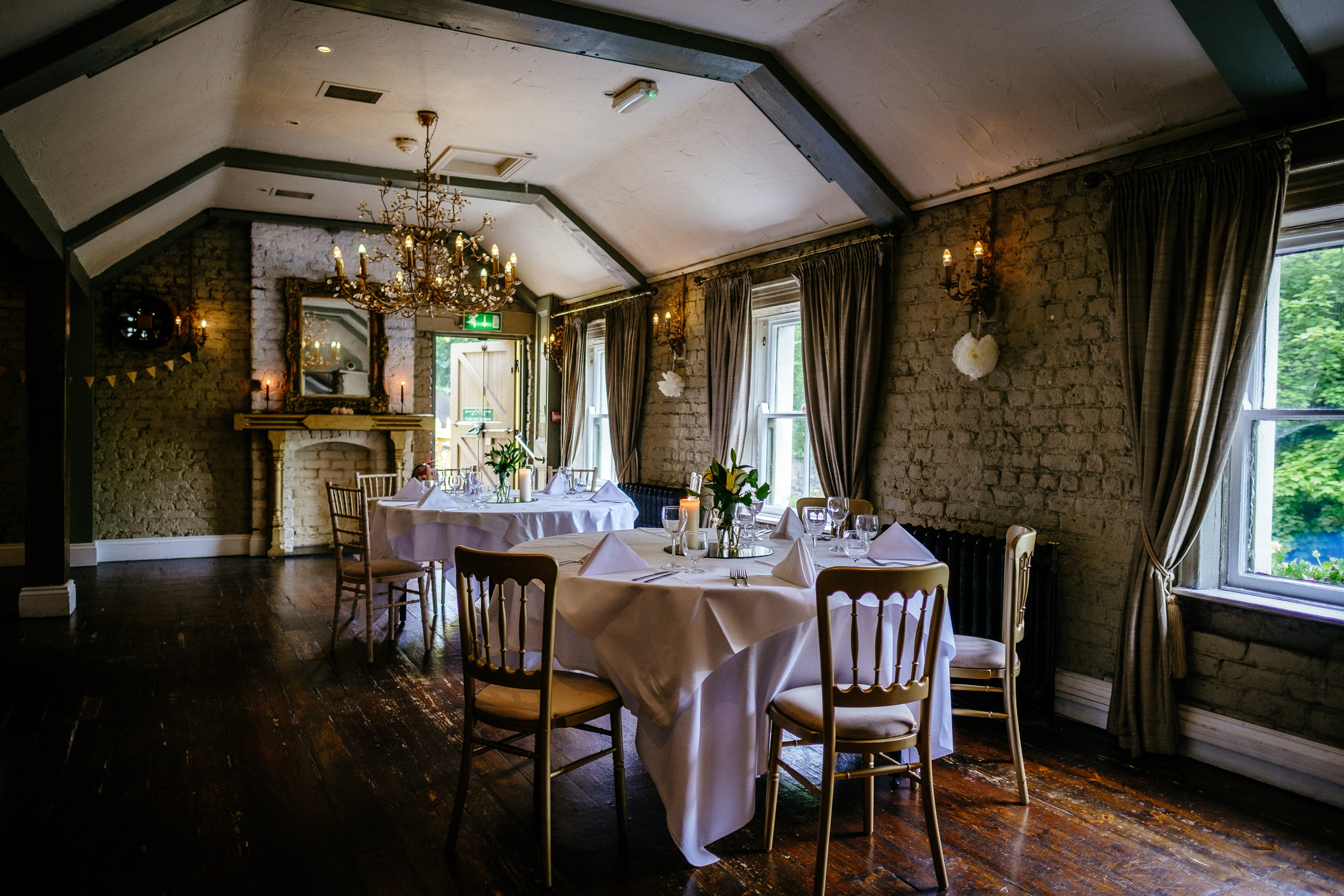 wedding reception in anglers rest dublin